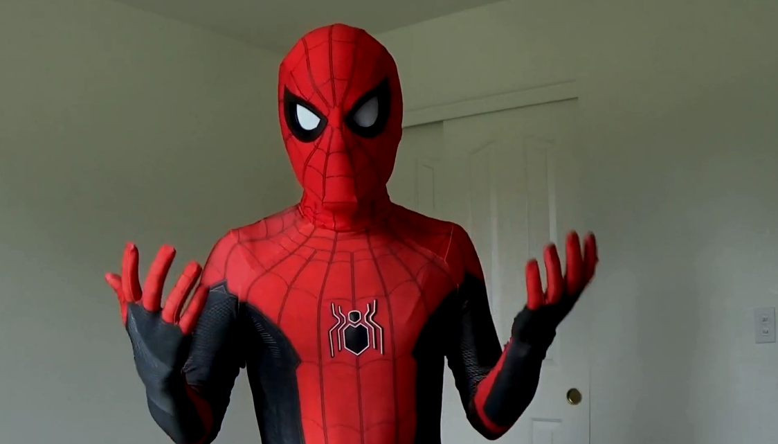Spider-man: Far from home cosplay costume suggestions